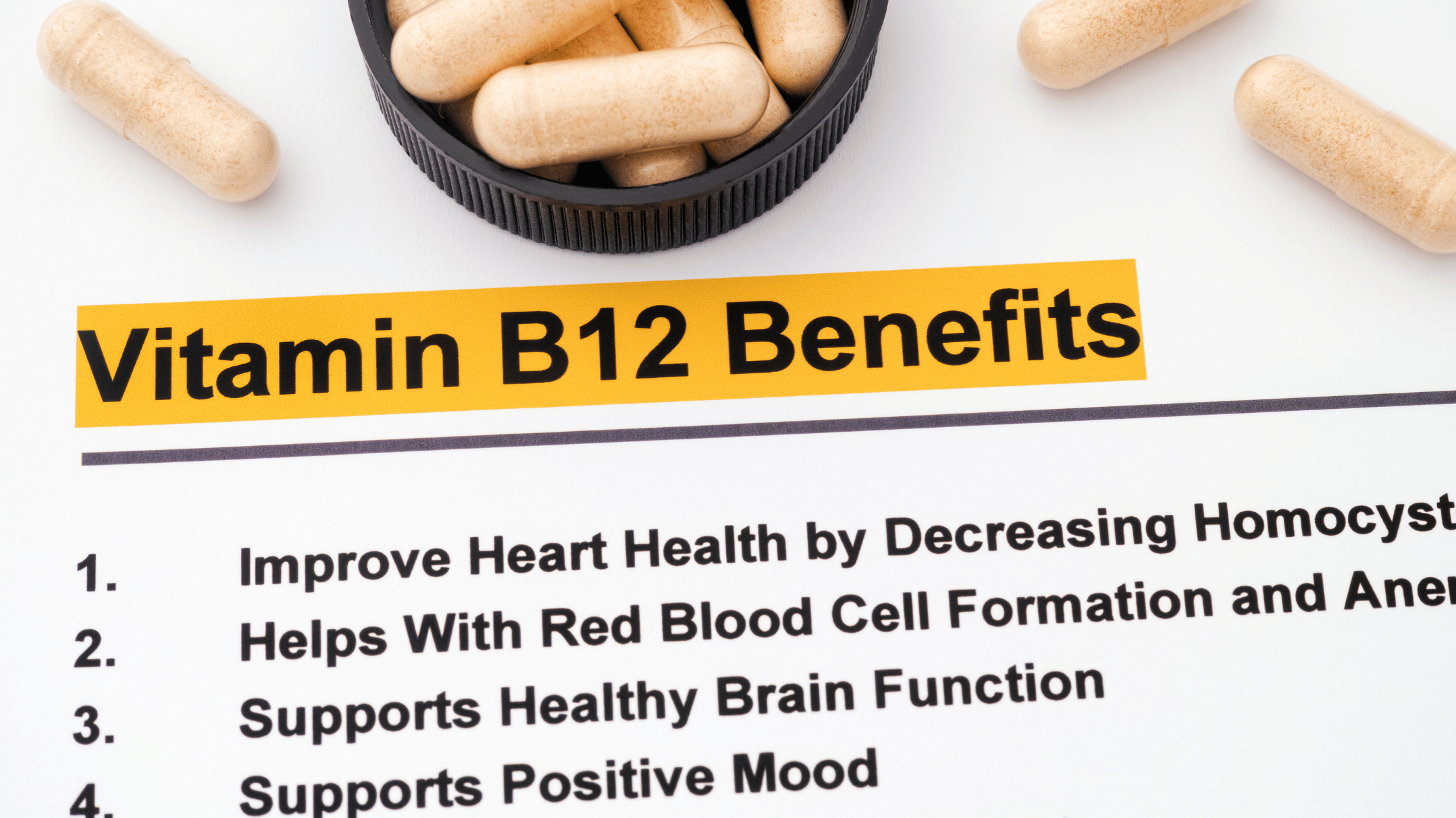 INFABQ Image 1 Interesting Benefits of Vitamin B12 Shots You Cant Ignore